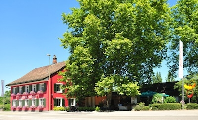 Restaurant Solbad, Schweizerhalle
